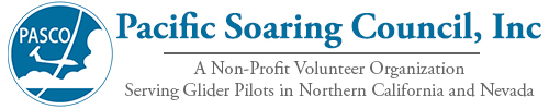 Pacific Soaring Council Inc., Logo
